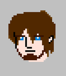 Self-Portrait in Pixels by theBSDude