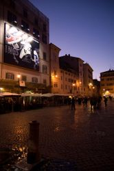 Rome In The Evening by soapzero