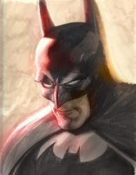 batman sketch by leinilyu