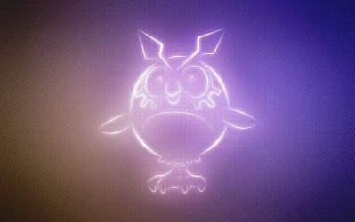 Lumius 163 Hoothoot by Senzune