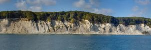 White Cliffs of Rugia by fotomanisch