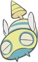 206. Dunsparce