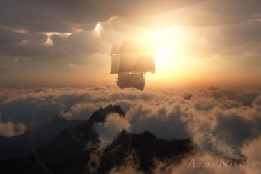 Sail away in your dream by Agura-Nata
