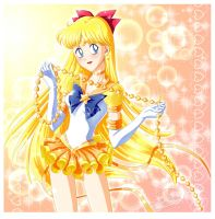 Eternal Sailor Venus by foogie