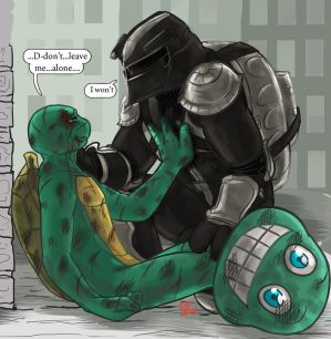 TMNT: Trapped by Culinary-Alchemist on DeviantArt
