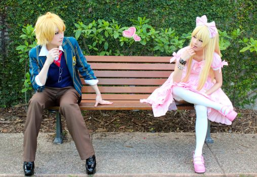 UtaPri : perfect match?! by kaguyaxhime