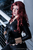 Black Widow by Yukilefay