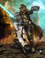 Pirates of the Force by JohnGWolf
