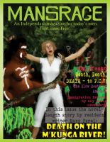MansRage cover issue #1 by KingNot