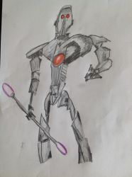 Magna Guard from Star Wars The Clone Wars by realTIMematrix