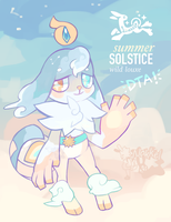 Louxes - DTA: Summer Solstice ( CLOSED) by Nokkelborth