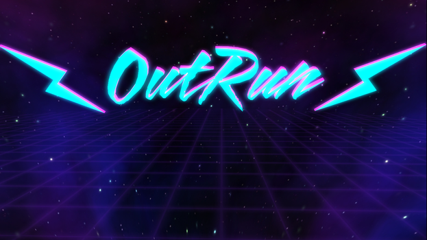 OutRun by buttersst0tch