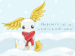 It's Cold Outside by LeafFox