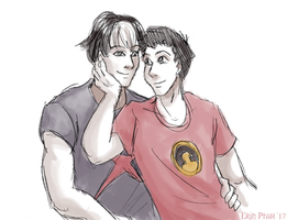 Robinshipping II by ErinPtah