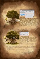 Tree tutorial II by Zprokey