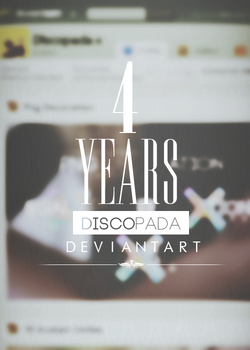 Discopada Four years by Discopada
