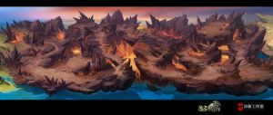 dragon nest map2 by dawnpu