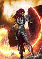 FURY DARKSIDERS 3 by TOA316XDNUI-OFFICIAL