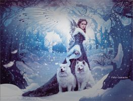 Ice Princess by FleurCamacho