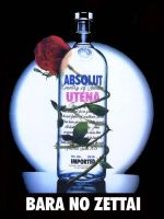 Absolut Utena by grac