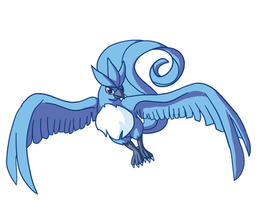 Articuno by faeore