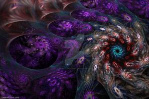 July Fractal 2015 by TropicalFractals