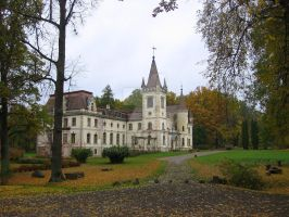 Castle by indrucis
