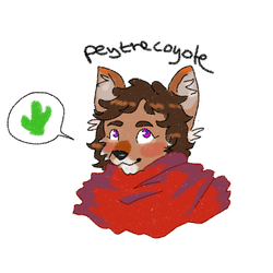 Peyote by peythecoyote
