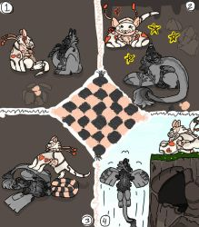 Quilt Making  (Season of Love Event 2018) by HemaBemaPickle