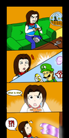 S and V  Mushroom Mania P1 by Rhay-Robotnik