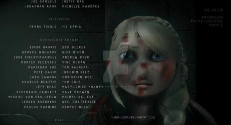 Astrid Survived, Ending Credits by Nadia-Disney