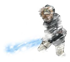 hoth han solo w lightsaber by jimmymcwicked