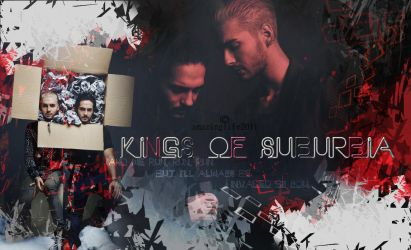 Tokio Hotel Wallpaper 138 by amazinglife2011