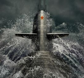 submarine by fly10