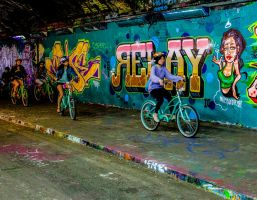 Cycle Relay by deepgrounduk