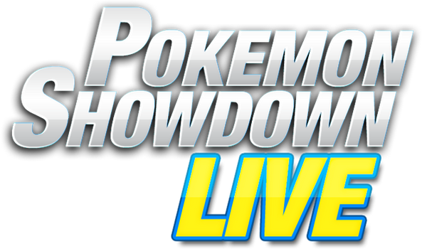 Pokemon Showdown LIVE Logo by Pheonixmaster1