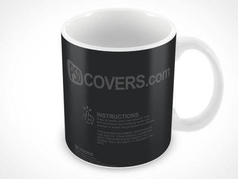MUG006 by PSDCovers