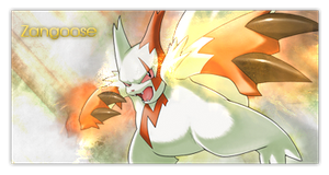 Zangoose Signature