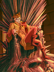 Phony King by alridpath
