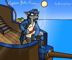 Captain Jake Cooper by JennissyCooper