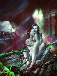 When a witch loves. by wertinscaja