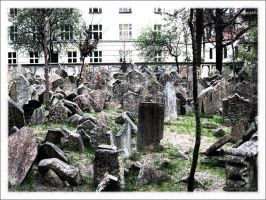 cemetery. by CombustingStar