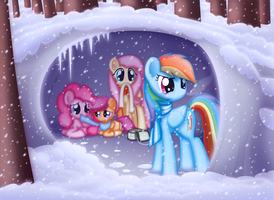 Snowstorm Rescue by CTB-36