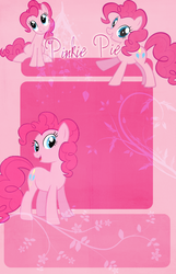 Pinkie Pie Journal Skin by alem22
