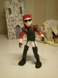 Another Jim Lyttle figure! by RoguesAndGhosts