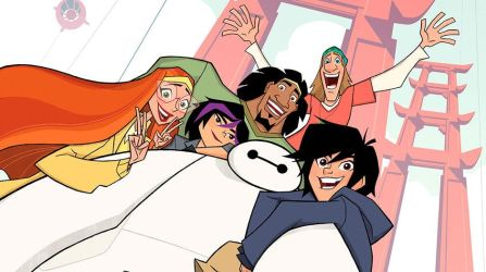 Potential Big Hero 6: The Series Writers by SofiaBlythe2014