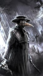 Plague Doctor by Mitchellnolte