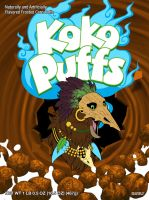 Koko Puffs by dustinwilson