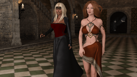 New character introduced in Romancing the Kingdom by gatesjillianwriter