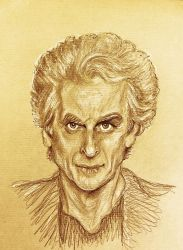 The Twelfth Doctor by MustbetheTruth